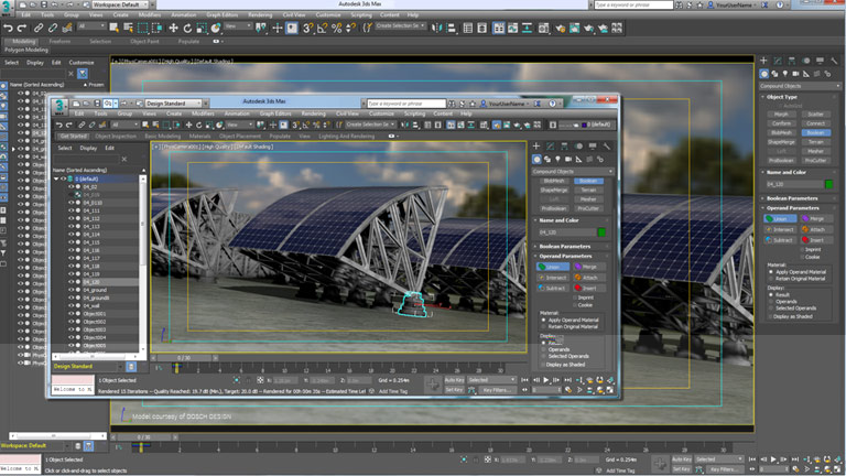 Autodesk 3ds Max for Realistic Visualization & Animation