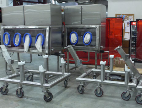 Custom Powder Systems setting up a new pharmaceutical manufacturing facility in Taiwan
